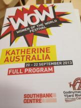 Women of the World Program